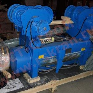 Таль электрическая тип МТ грузоподъемность 10т 11,5м