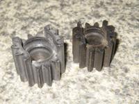 шестерня двигателя перемещения
