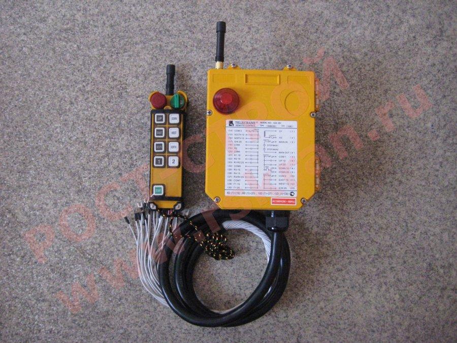 Радиоуправление F (A) 24-6D