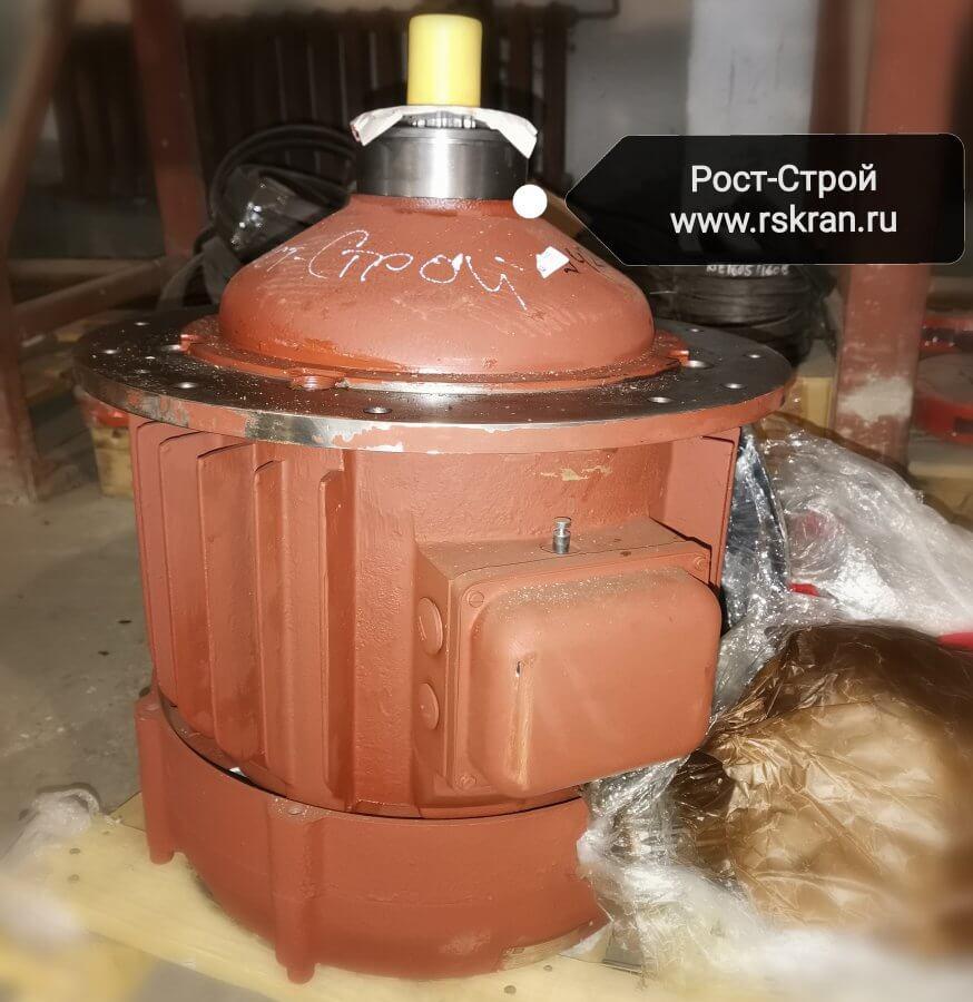 Электродвигатель механизма подъема болгарского тельфера КГ (КГЕ)