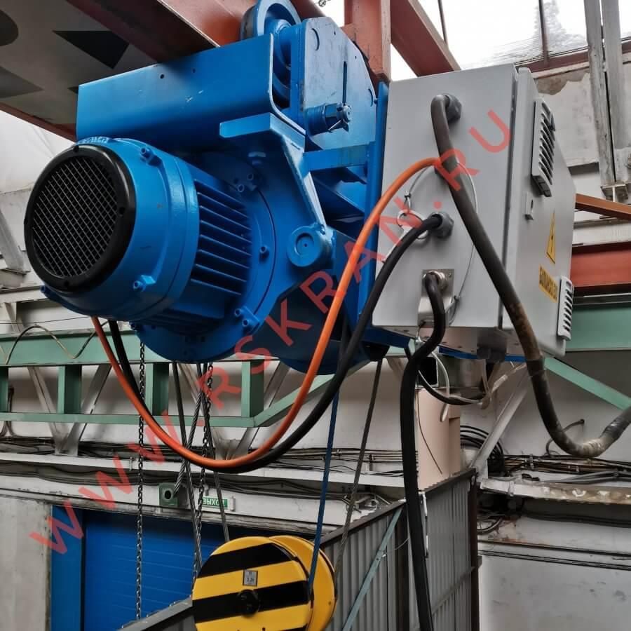Таль специальная скорость подъема 4/0,6 м/мин.
